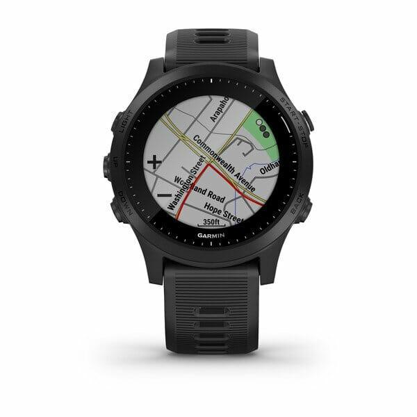 FR945 Kartennavigation