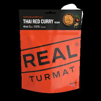 Rotes Thai Curry (vegan)