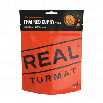 Rotes Thai-Curry VEGAN